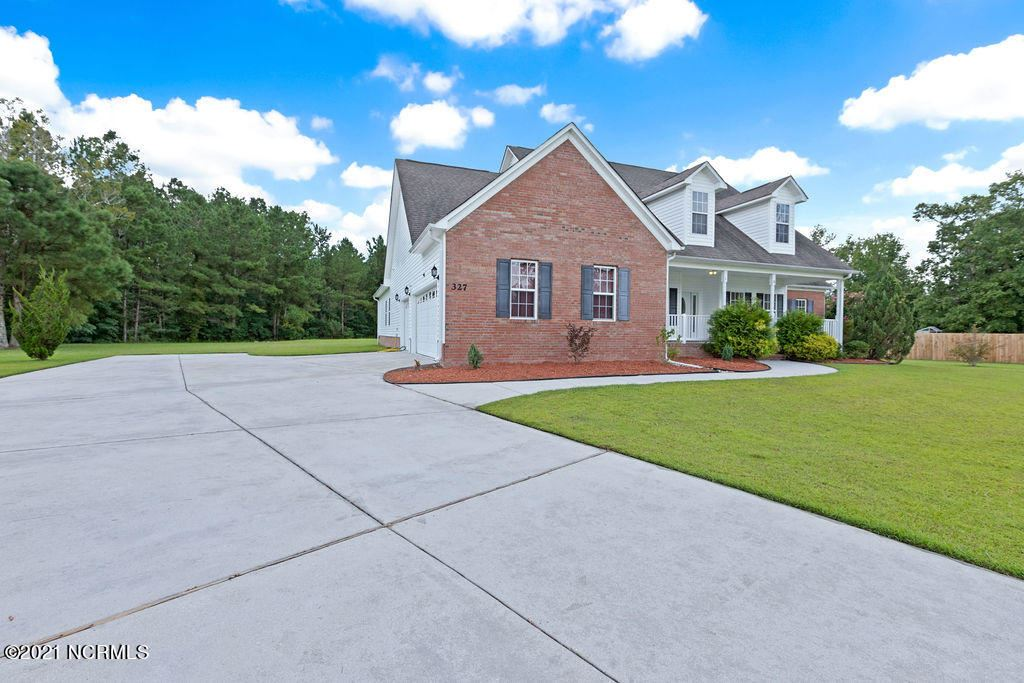 Photo of 327 W Howard Drive, Jacksonville, NC 28540 (MLS # 100286659)