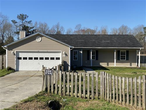 Photo of 202 Kali Court, Richlands, NC 28574 (MLS # 100206661)