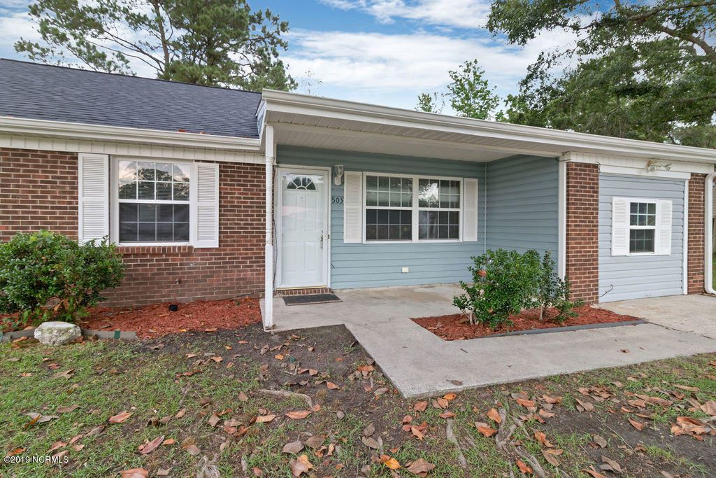 503 Parkway Court, Jacksonville, NC 28540 - #: 100147661