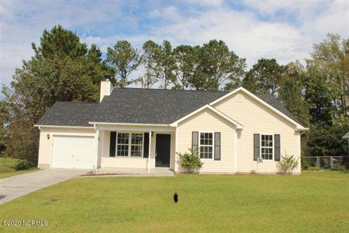 Photo of 108 Lariat Lane, Jacksonville, NC 28546 (MLS # 100242662)