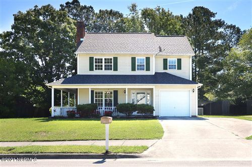 Photo of 125 Winthrope Way, Jacksonville, NC 28546 (MLS # 100273662)
