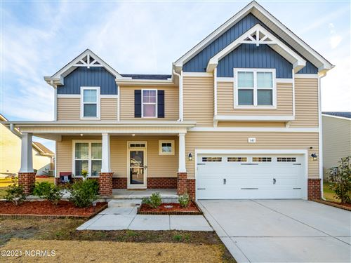 Photo of 141 Mittams Point Drive, Jacksonville, NC 28546 (MLS # 100261663)