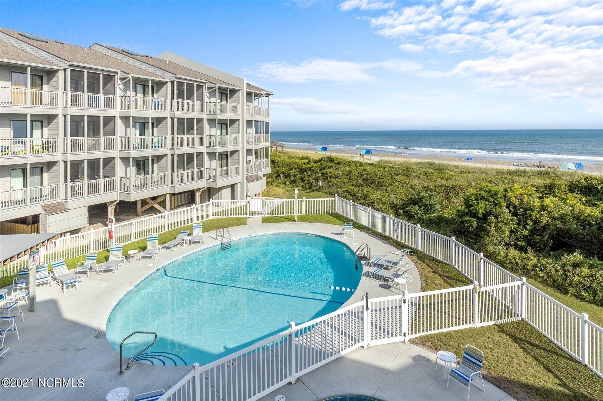 Photo of 2111 W Fort Macon Road #227, Atlantic Beach, NC 28512 (MLS # 100288663)