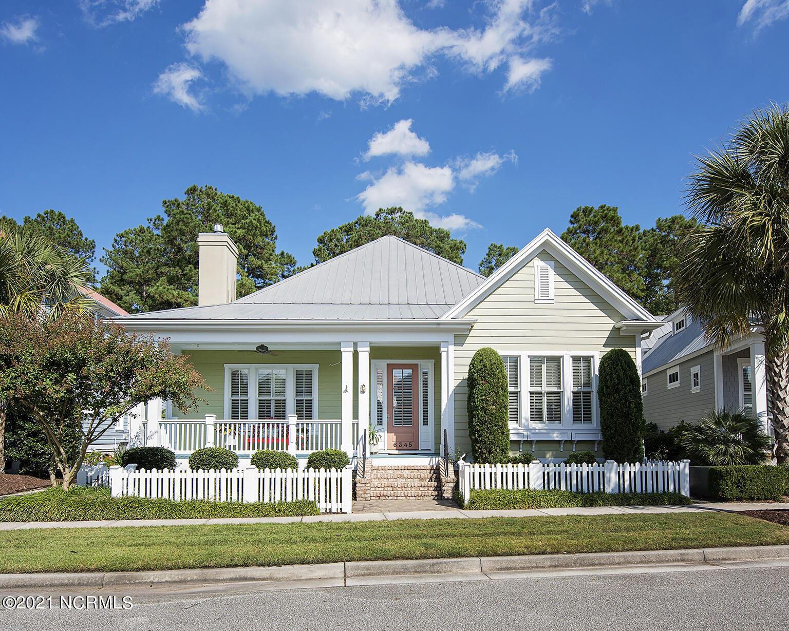 Photo of 6345 Chalfont Circle, Wilmington, NC 28405 (MLS # 100295663)