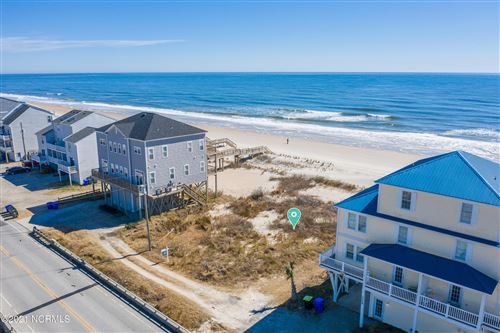 Photo of Lot 4 New River Inlet Road, North Topsail Beach, NC 28460 (MLS # 100257664)