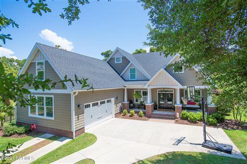 Photo of 8809 Edgewater Court, Emerald Isle, NC 28594 (MLS # 100281664)