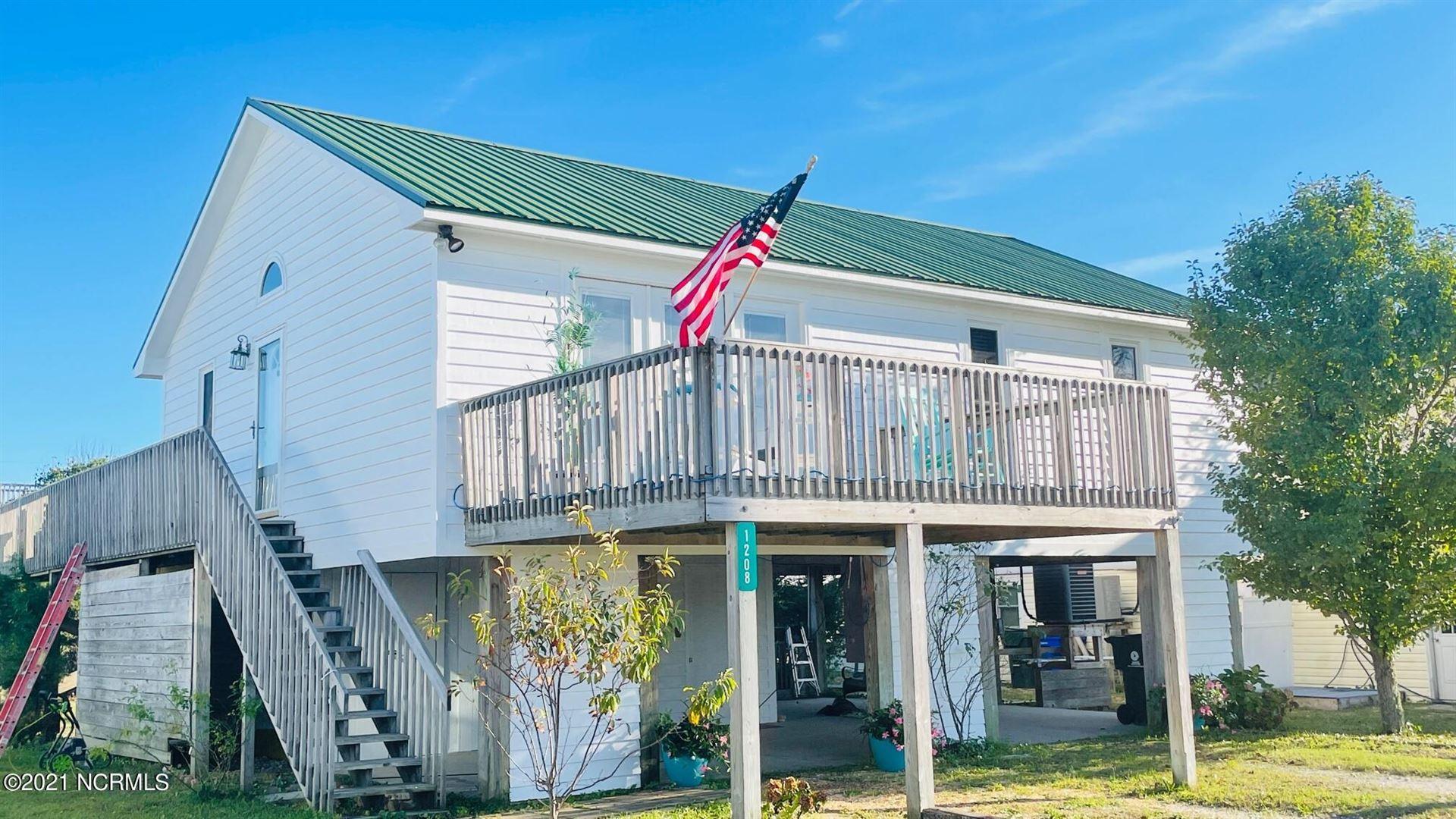 Photo of 1208 N New River Drive, Surf City, NC 28445 (MLS # 100286664)