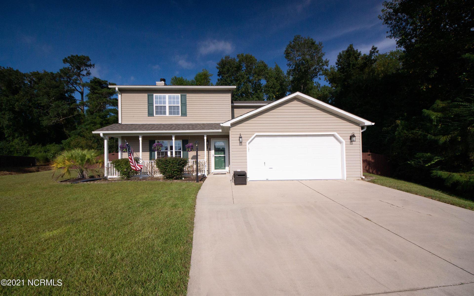 Photo of 212 Bobwhite Road, Hubert, NC 28539 (MLS # 100292664)