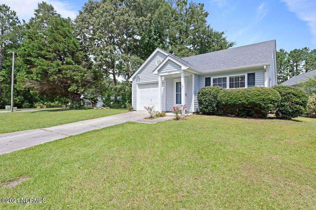 Photo of 601 S Hampton Drive, Jacksonville, NC 28546 (MLS # 100286666)