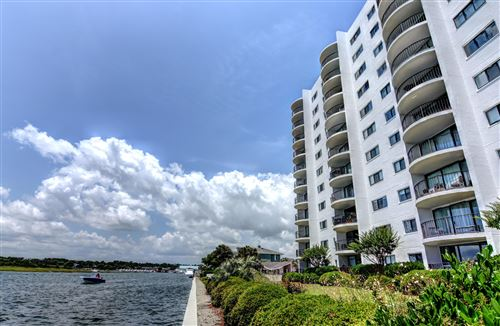 Photo of 322 Causeway Drive #A-1009, Wrightsville Beach, NC 28480 (MLS # 100210667)