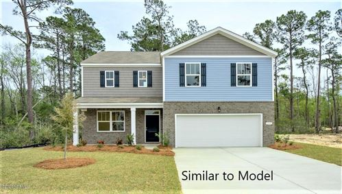 Photo of 121 Tributary Circle #Lot 4, Wilmington, NC 28401 (MLS # 100234667)
