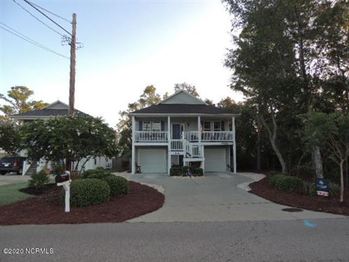 Photo of 806 Cape Fear Boulevard, Carolina Beach, NC 28428 (MLS # 100235667)