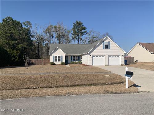 Photo of 401 Marshas Way, Havelock, NC 28532 (MLS # 100258667)