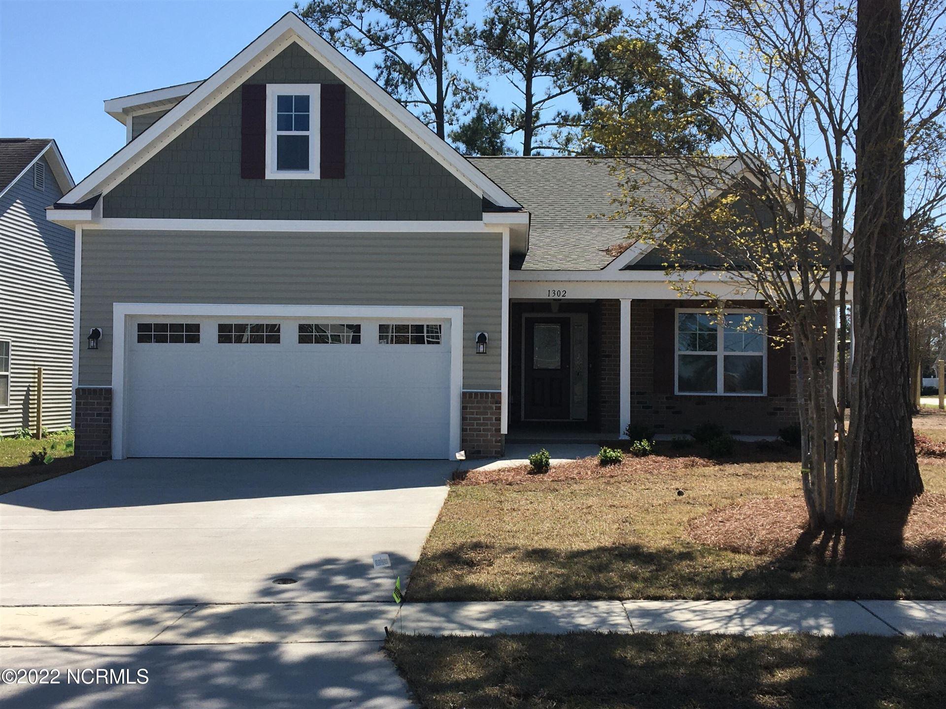 Photo of 1302 Windsor Pines Court, Leland, NC 28451 (MLS # 100294667)