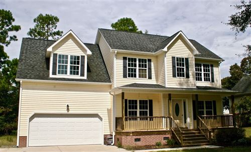 Photo of 135 Shellbank Drive, Sneads Ferry, NC 28460 (MLS # 100238668)