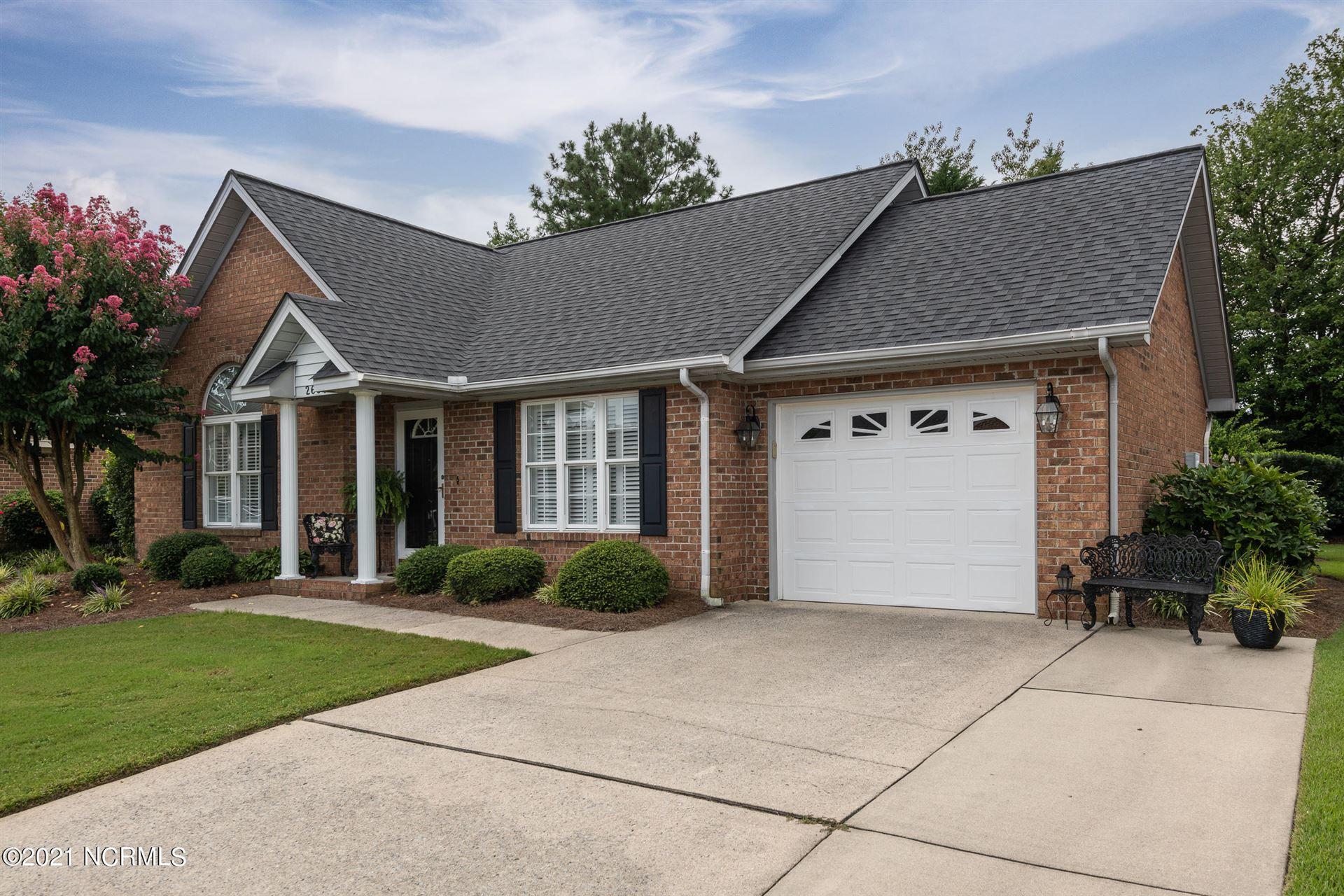 Photo of 2604 Brookridge Circle, Greenville, NC 27858 (MLS # 100286668)