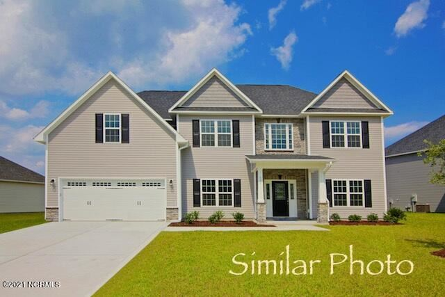 Photo of 418 Water Wagon Trail, Jacksonville, NC 28546 (MLS # 100293668)