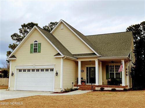 Photo of 114 Tidewater Drive, Newport, NC 28570 (MLS # 100258669)