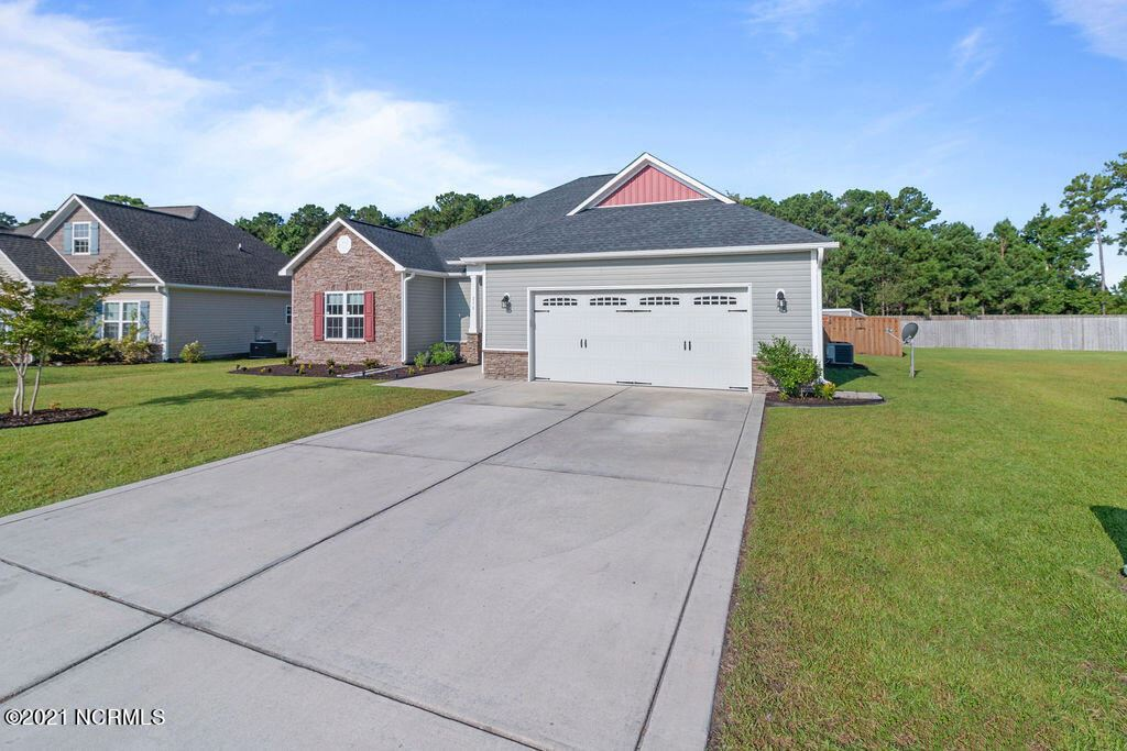 Photo of 230 Sailor Street, Sneads Ferry, NC 28460 (MLS # 100286669)