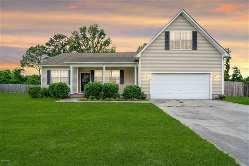 Photo of 109 Briar Hollow Drive, Jacksonville, NC 28540 (MLS # 100220670)