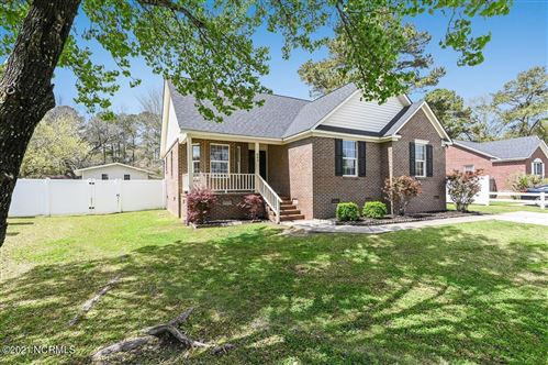 Photo of 603 Pittman Drive, Greenville, NC 27834 (MLS # 100264670)