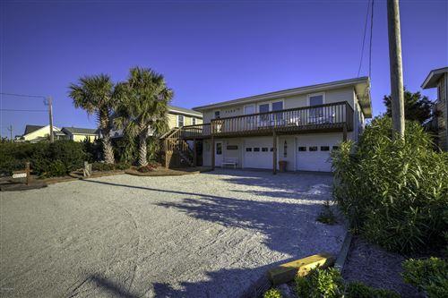 Photo of 1123 N Anderson Boulevard, Topsail Beach, NC 28445 (MLS # 100198671)