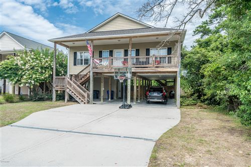Photo of 115 NW 9th Street, Oak Island, NC 28465 (MLS # 100224671)