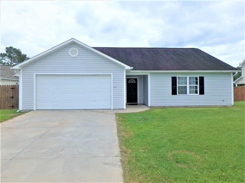 Photo of 208 Cherry Blossom Drive, Richlands, NC 28574 (MLS # 100237671)