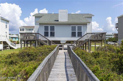 Tiny photo for 6905 E Beach Drive, Oak Island, NC 28465 (MLS # 100285671)