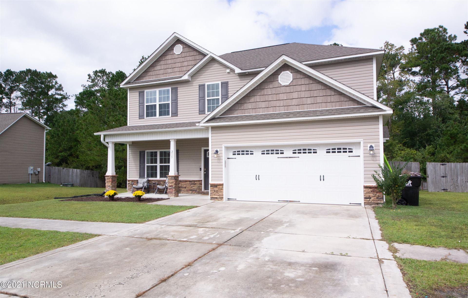 Photo of 215 Riverstone Court, Jacksonville, NC 28546 (MLS # 100294671)