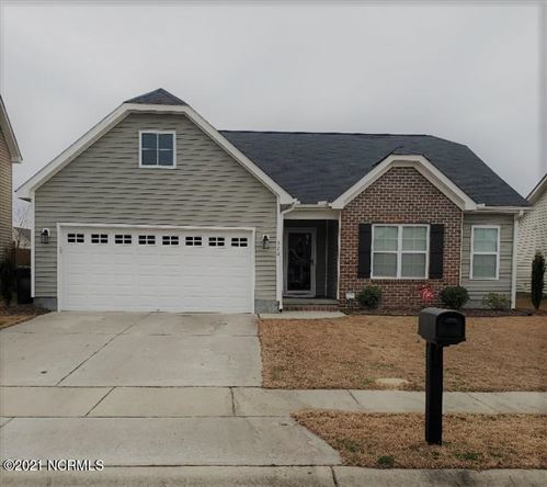 Photo of 520 Plymouth Drive, Greenville, NC 27858 (MLS # 100258672)
