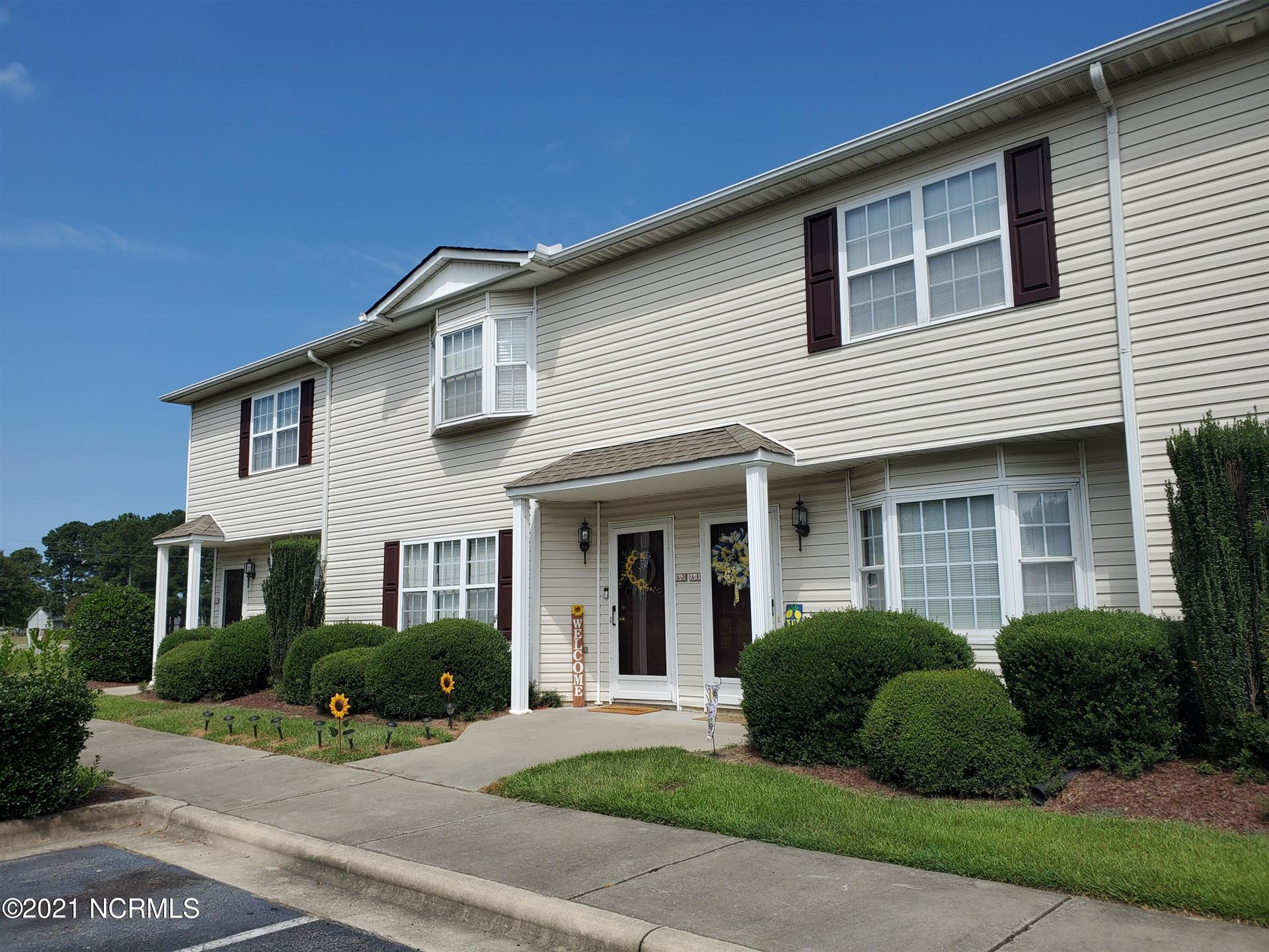 Photo of 2104 Flagstone Court #A2, Greenville, NC 27834 (MLS # 100289674)