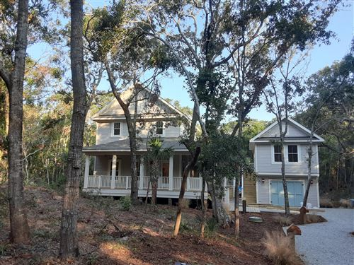 Photo of 3 Painted Bunting Court, Bald Head Island, NC 28461 (MLS # 100187675)