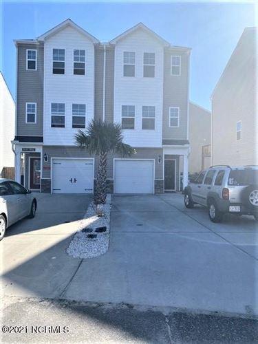 Photo of 717 Glenn Avenue #Unit 2, Carolina Beach, NC 28428 (MLS # 100259675)
