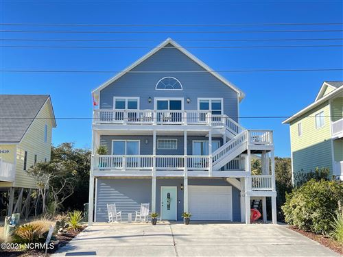 Photo of 2417 S Shore Drive, Surf City, NC 28445 (MLS # 100256676)