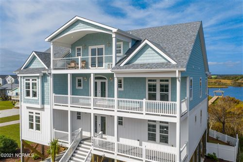 Photo of 3595 Island Drive, North Topsail Beach, NC 28460 (MLS # 100259676)