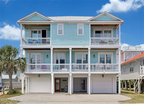 Photo of 217 Fort Fisher Boulevard N #A, Kure Beach, NC 28449 (MLS # 100262676)