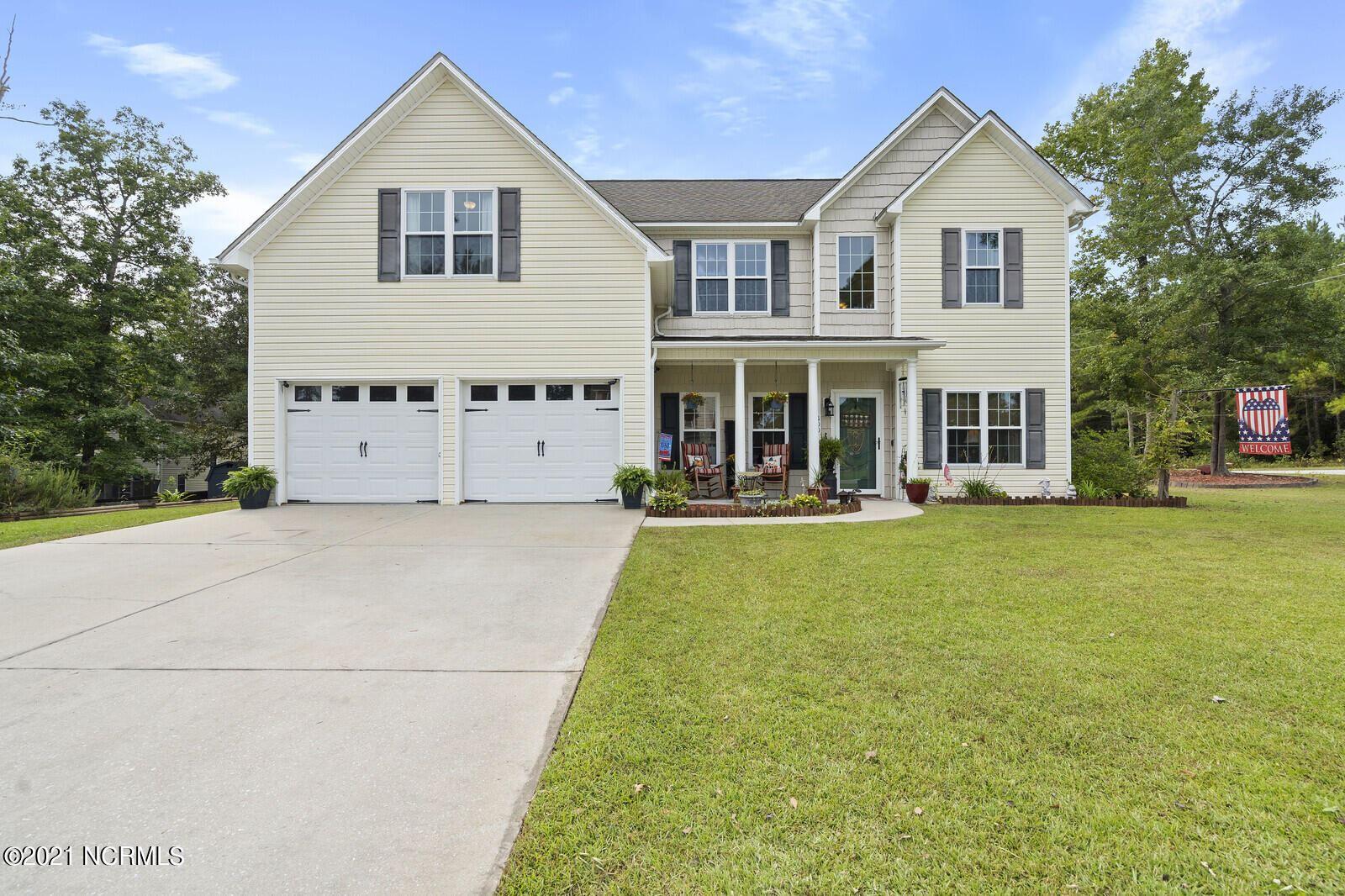 Photo of 100 Carl Williams Road, Jacksonville, NC 28540 (MLS # 100291677)