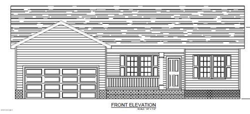 Photo of 3545 Stoney Hill Church Road #Lot 4, Bailey, NC 27807 (MLS # 100224679)