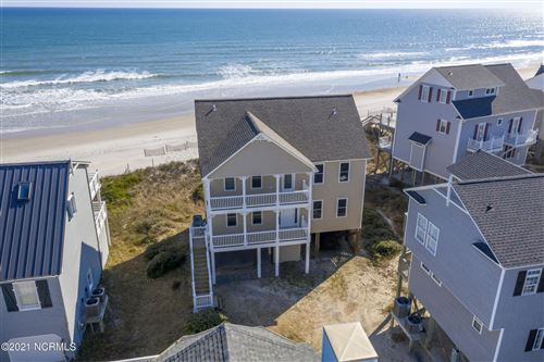 Photo of 131 S Permuda Wynd, North Topsail Beach, NC 28460 (MLS # 100258679)