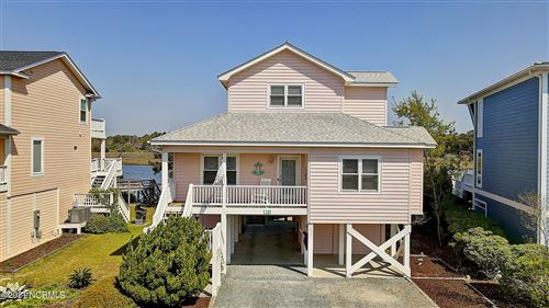 Photo of 119 Southshore Drive, Holden Beach, NC 28462 (MLS # 100265679)