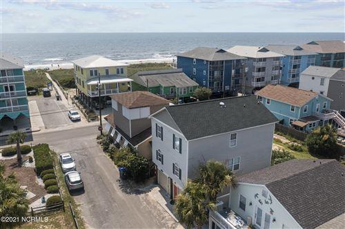 Photo of 1 Sea Gull Lane #Unit 1, Carolina Beach, NC 28428 (MLS # 100281679)