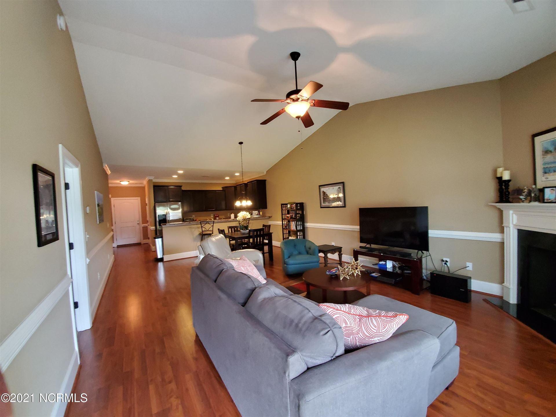 Photo of 3417 Ellsworth Drive, Greenville, NC 27834 (MLS # 100289679)
