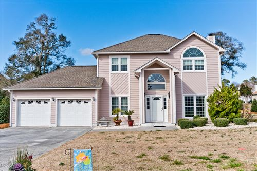 Photo of 8712 Plantation Drive, Emerald Isle, NC 28594 (MLS # 100204680)