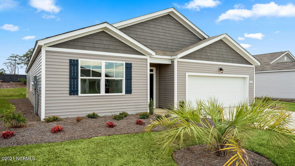 Photo of 515 Birdsong Drive #Lot 27, Holly Ridge, NC 28445 (MLS # 100294681)