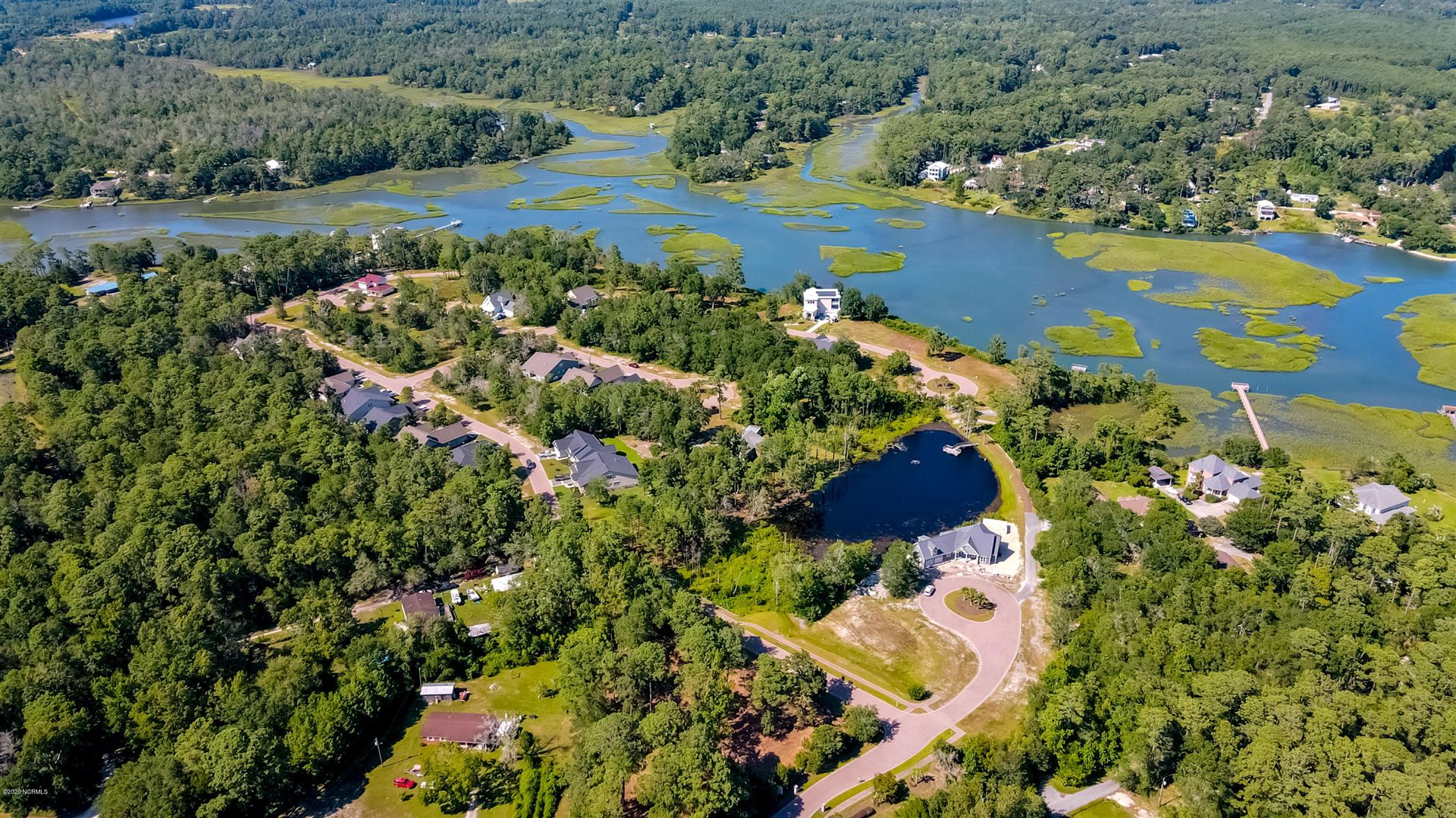 Photo of 4792 Island Walk Drive SW, Shallotte, NC 28470 (MLS # 100216682)