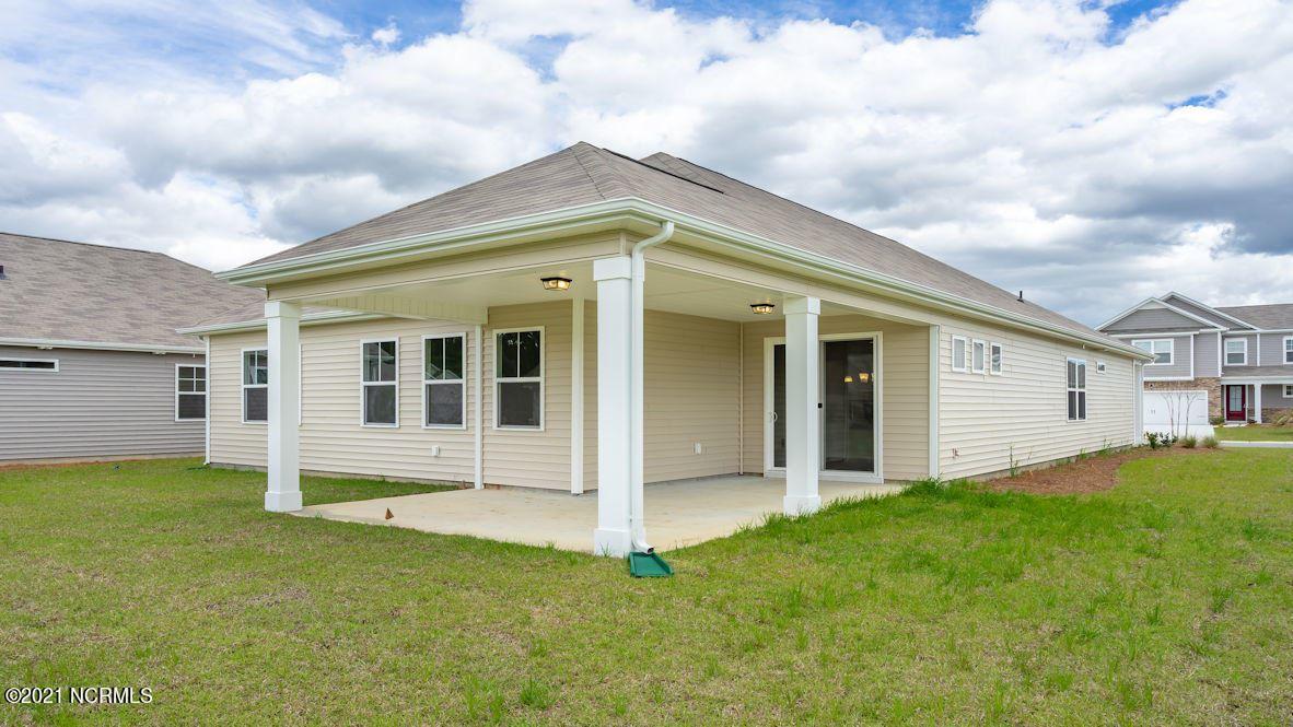 Photo of 1321 Fence Post Lane #Lot 1719 - Dover D, Carolina Shores, NC 28467 (MLS # 100279682)