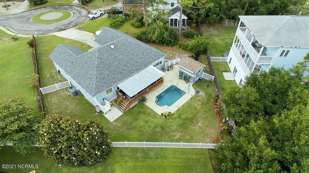Photo of 506 Fern Creek Lane, Carolina Beach, NC 28428 (MLS # 100285683)