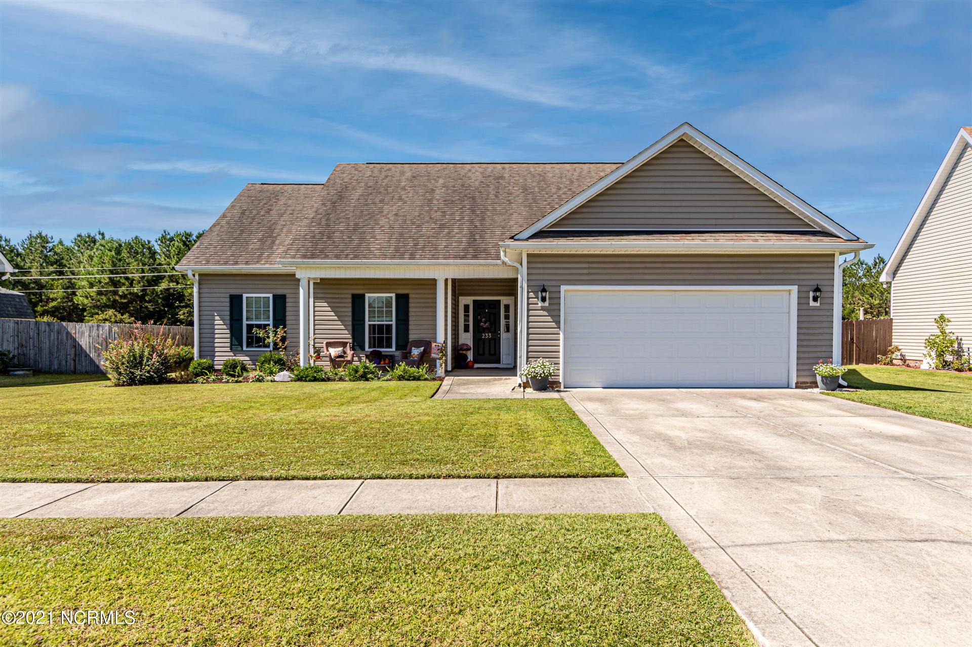Photo of 233 Silver Hills Drive, Jacksonville, NC 28546 (MLS # 100292683)