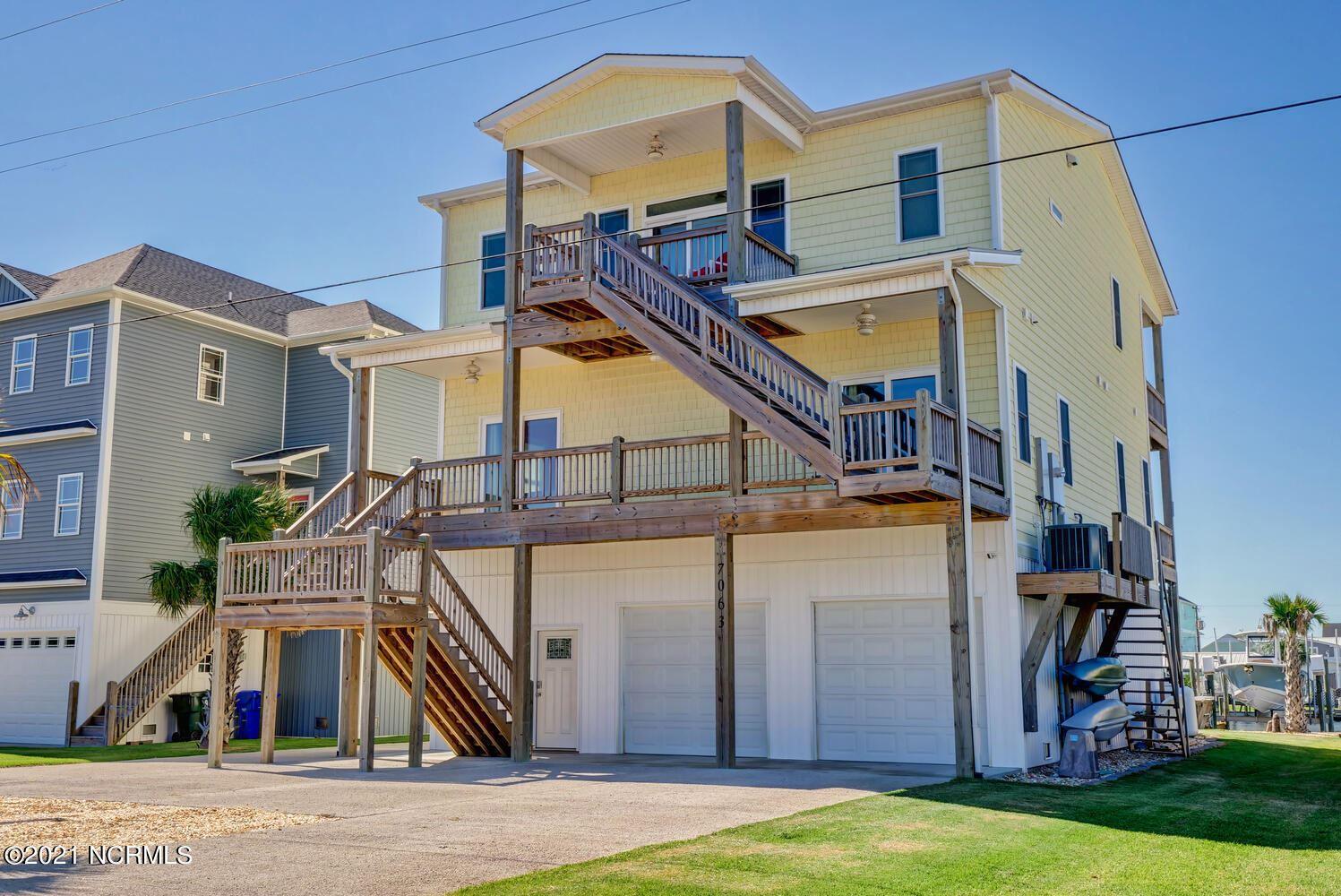 Photo of 7063 7th Street, Surf City, NC 28445 (MLS # 100295683)